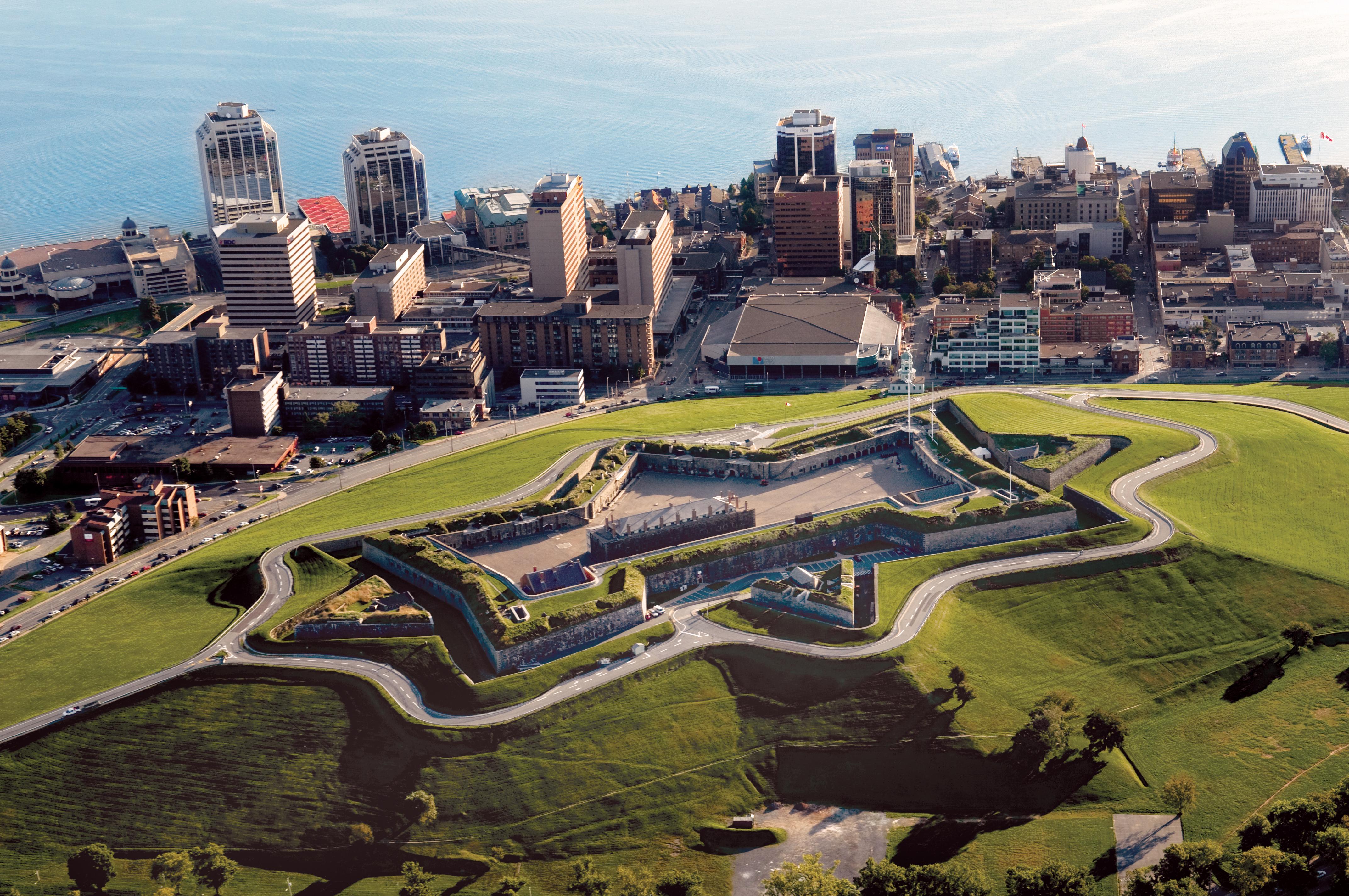 La citadelle d'Halifax