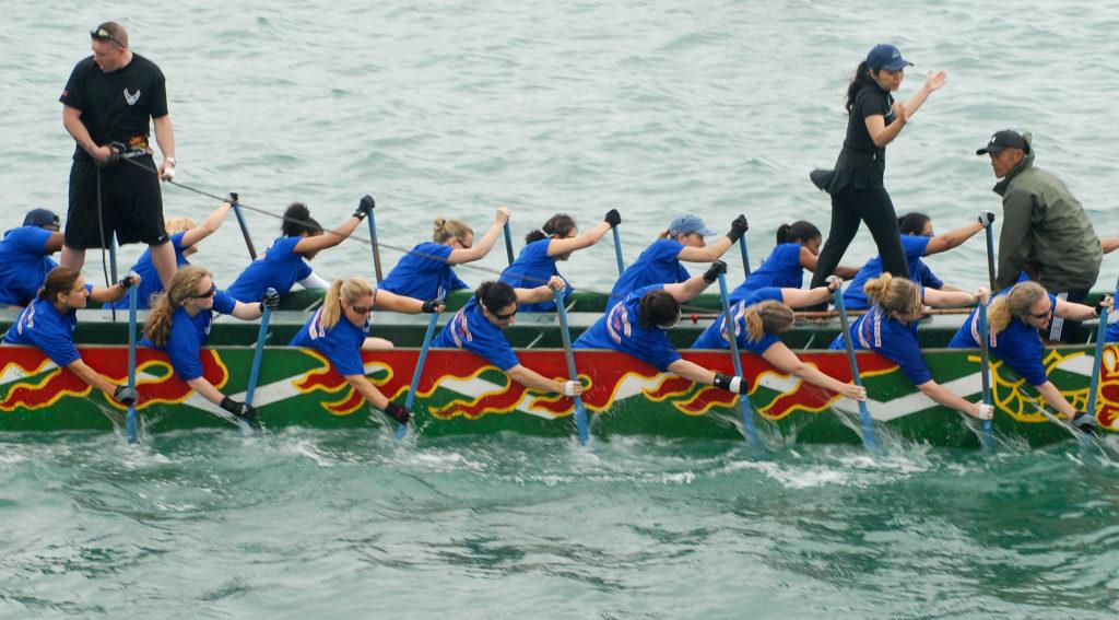 Dragon Boat festival -festivals canadiens