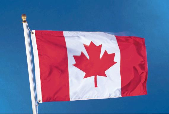 flag day au Canada